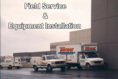 Field Service & Equipment Installation