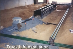 Truck Lift Installation
