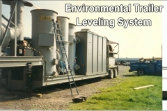 Environmental Trailer Leveling System