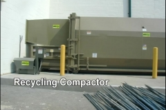 Recycling Compactor