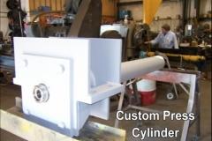 Custom Press Cylinder