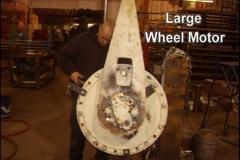 Large Wheel Motor