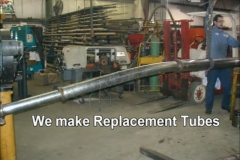 We Make Replacement Tubes