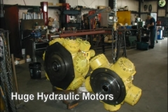 Huge Hydraulic Motors