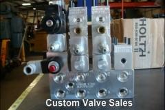 Custom Valve Sales
