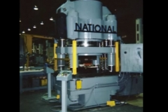 3000 Ton Press Rebuild