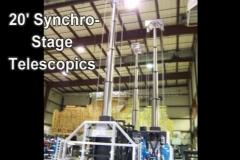 20' Synchro-Stage Telescopics