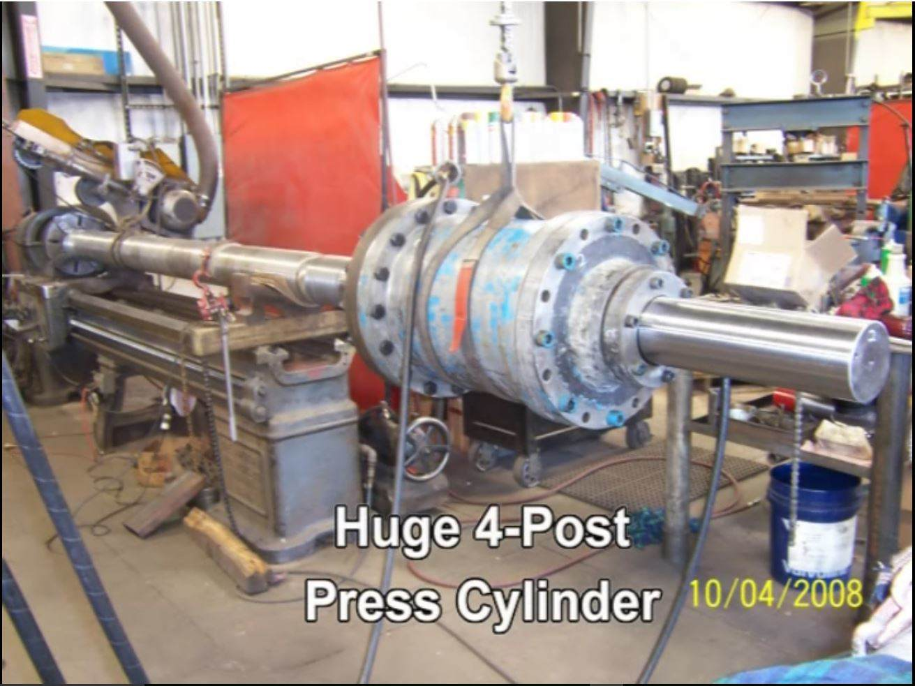 Gallery - Shop Work | Turner Hydraulics